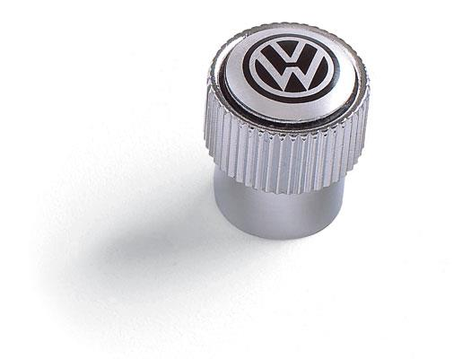Diagram Valve Stem Caps - Black on Silver (ZVW355005A) for your Volkswagen Jetta GLI